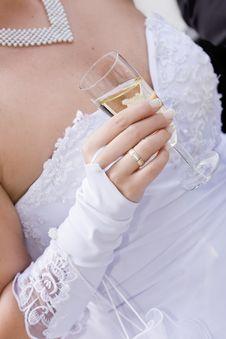 Wedding Still Life Royalty Free Stock Photo