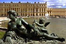 Free France: Versailles Palace Royalty Free Stock Photos - 18815198