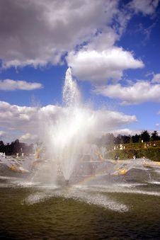 Fantastic Fountains Stock Photos