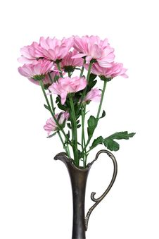 Free Vase With Flower Royalty Free Stock Photos - 18815728