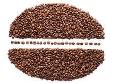 Free Coffee Bean Royalty Free Stock Image - 18817646