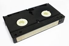 Free Vintage Video Cassette Isolate On White Background Royalty Free Stock Photo - 18818685