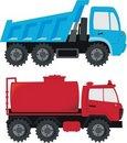 Free Trucks Royalty Free Stock Image - 18829466
