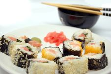 Free Sushi Stock Photography - 18820452
