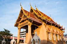 Free Architecture Thai Art Style Royalty Free Stock Image - 18820616