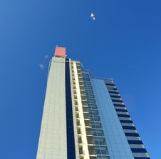 Free Business Tower Stock Photos - 18820953