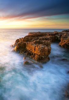 Free Beautiful Seascape. Royalty Free Stock Photos - 18821258