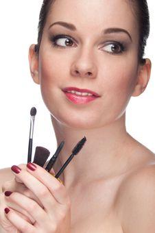 Free Beauty Portrait Stock Images - 18822814