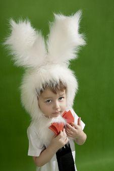 Free Bunny Boy Stock Image - 18823611
