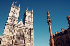 Free Westminster Abbey, London Stock Photography - 18825962