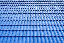 Free Blue Roof Royalty Free Stock Images - 18827849