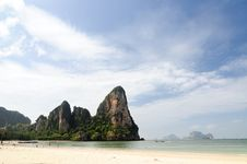 Free Railay Beach Stock Photography - 18828822