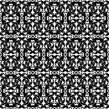 Free Seamless Damask Pattern Royalty Free Stock Image - 18829796