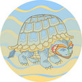 Free Turtle Color Royalty Free Stock Photos - 18830848
