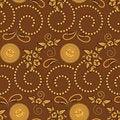 Free Paisley Seamless Illustration Royalty Free Stock Images - 18831569