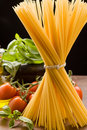 Free Ingredients For Italian Pasta Stock Photography - 18831862