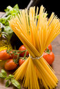 Free Ingredients For Italian Pasta Stock Images - 18831904