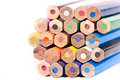 Free Bunch Of Colored Pencils Royalty Free Stock Photos - 18831918