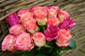 Free Luxury Roses Bouquet Stock Photography - 18832412