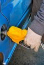 Free Refilling The Car Diesel Fuel Stock Photo - 18832600
