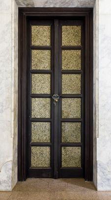Free Vintage Door1 Stock Images - 18830144