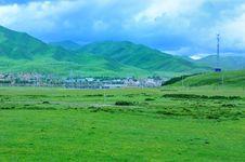 Free Tibet GanNan S Grassland Royalty Free Stock Photo - 18830655