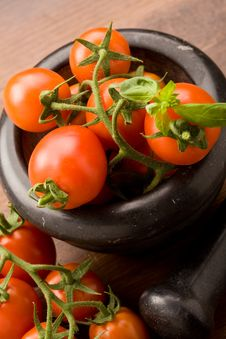 Free Tomatoes Stock Photography - 18832182