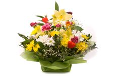 Free Magnificent Bouquet Royalty Free Stock Photo - 18832555
