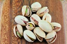 Free Salted Pistachios Stock Photo - 18832650