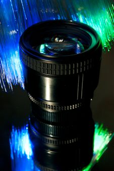 Free Camera Lens Royalty Free Stock Image - 18833146