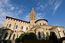Free St Sernin Basilica In Toulouse Stock Image - 18834191