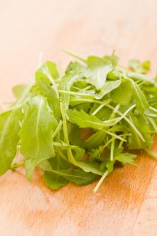 Free Rocket Salad Stock Image - 18835041