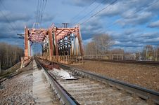 Free Railway Bridge Stock Images - 18837444