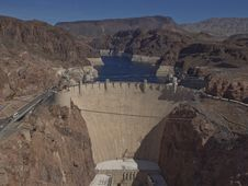 Free Hoover Dam A Stock Photos - 18837753