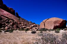 Free Rock Formation At Spitzkoppe, Namibia Stock Photos - 18837923