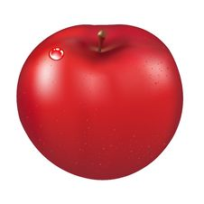 Free Red Apple Stock Photo - 18839460