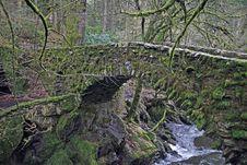 Free Stone Bridge Stock Photo - 18841170