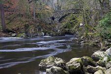 Stone Bridge Stock Photo