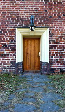 Free Door Stock Photography - 18841432