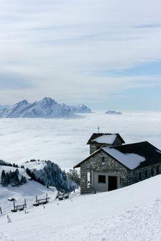 Free Rigi Mountain, Switzerland Stock Images - 18842794
