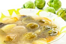Free Vegetable Soup Stock Image - 18842951