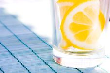 Free Glass Of Orange Soda Royalty Free Stock Photos - 18843458