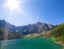 Free Mountain Landscape Stock Photos - 18843743