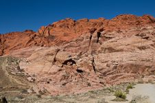 Free Red Rock Canyon A Royalty Free Stock Image - 18844406