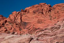 Free Red Rock Canyon 3 Royalty Free Stock Images - 18844449