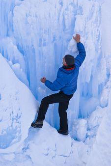 Ski Tour Stock Image
