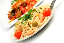 Meal Royalty Free Stock Images
