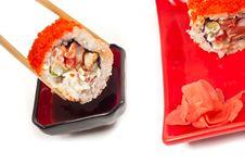 Free Sushi Rolls Stock Image - 18846391