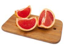 Free Grapefruit Slices Stock Photography - 18846552
