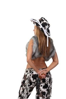 Free Cow-girl Royalty Free Stock Photo - 18847425